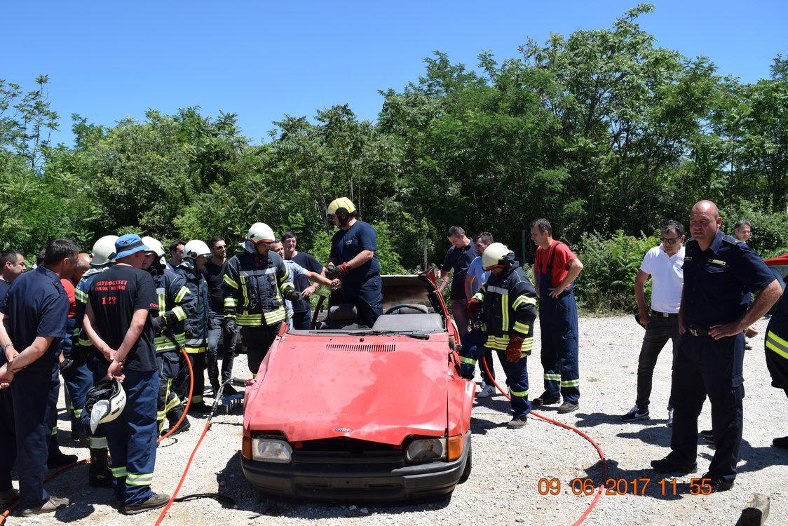 obuka vatrogasaca 1